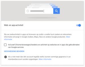 geschiedenis google filterbubbel